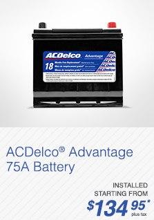 AC Delco Advantage