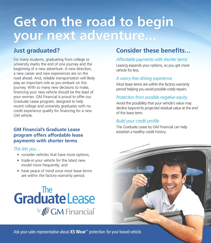 GM Financial Graduate Lease