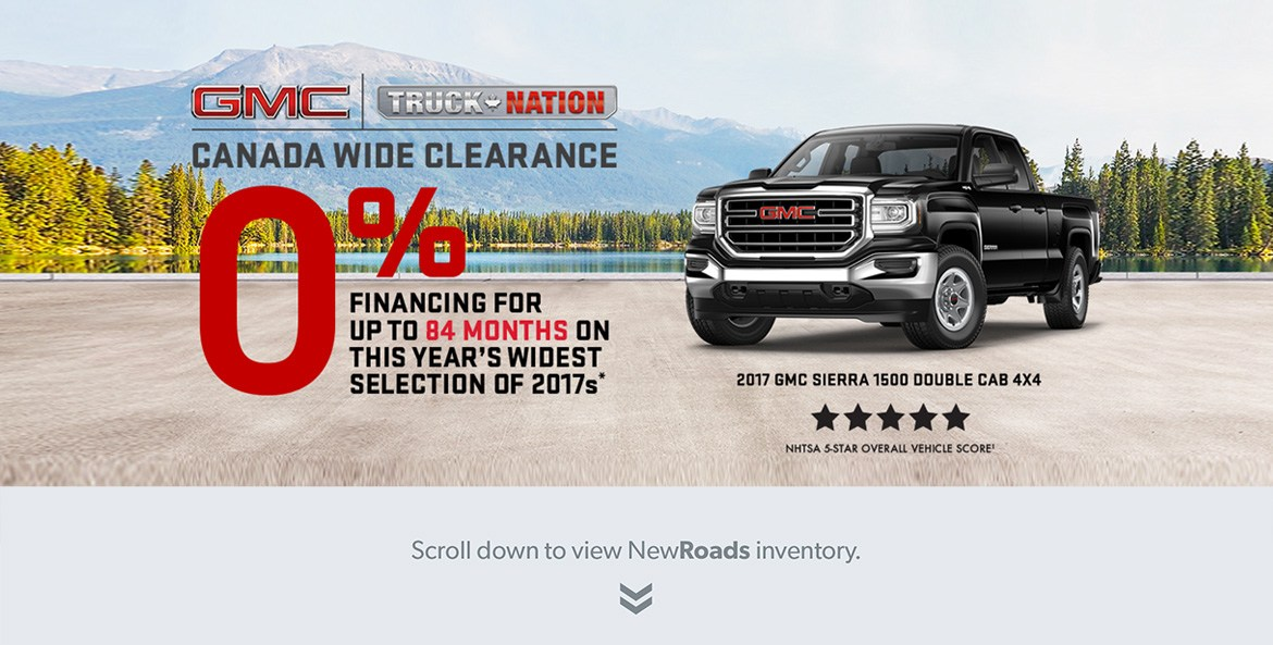 GMC Truck Nation clearance