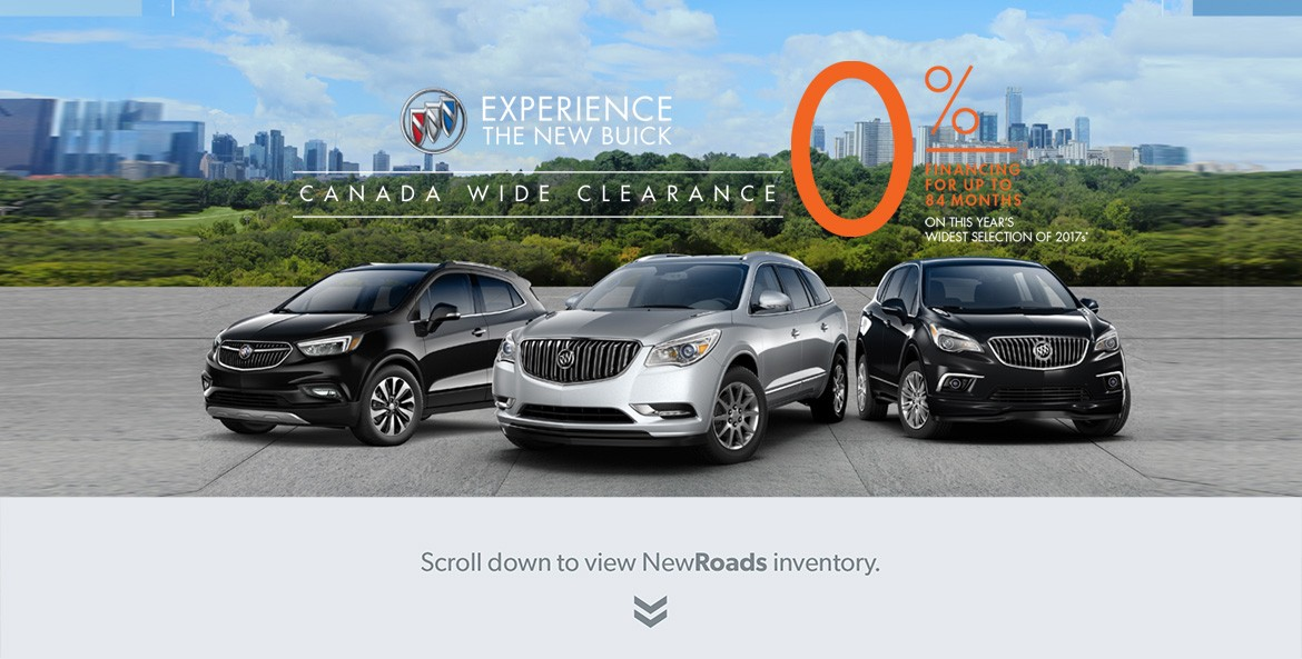 Buick specials in Newmarket
