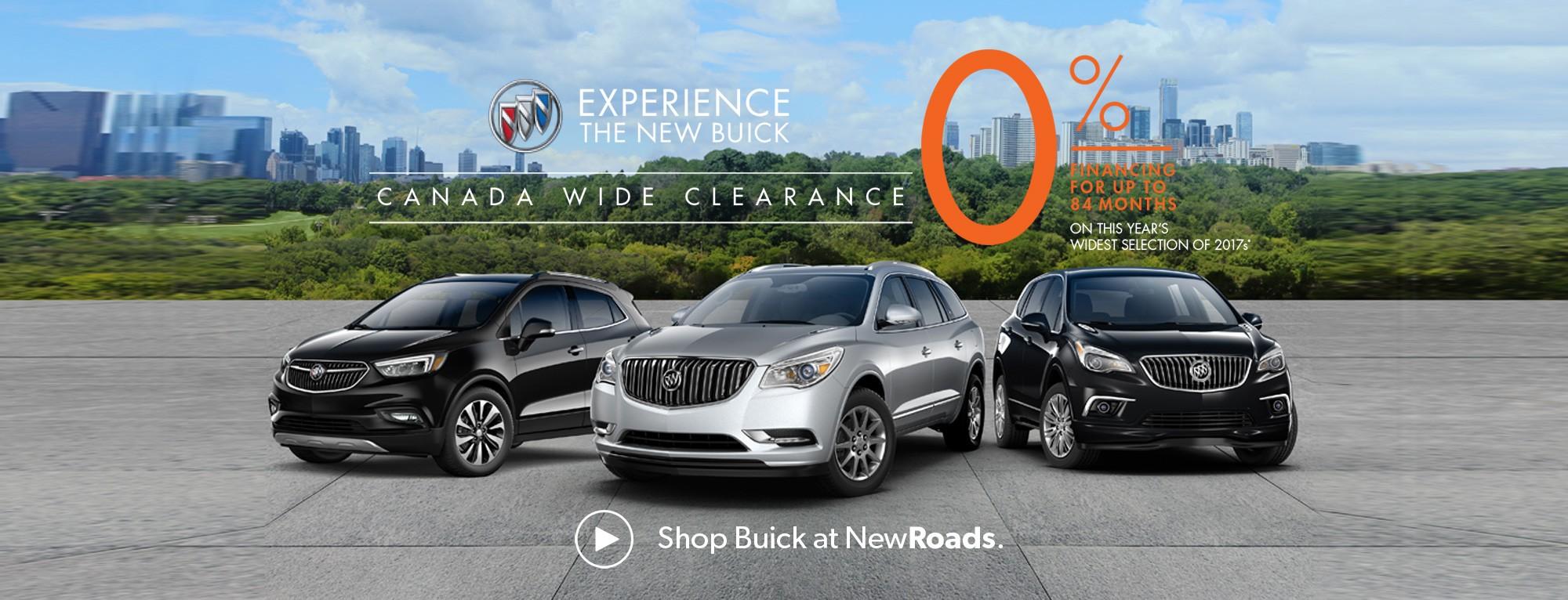 Buick Specials Newmarket