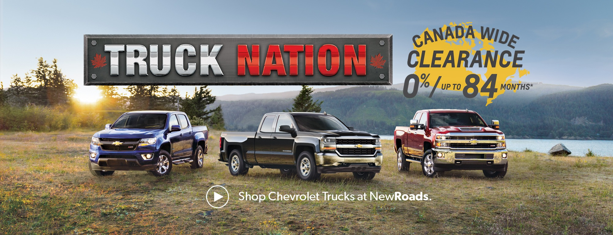 GM Truck Nation Clearance