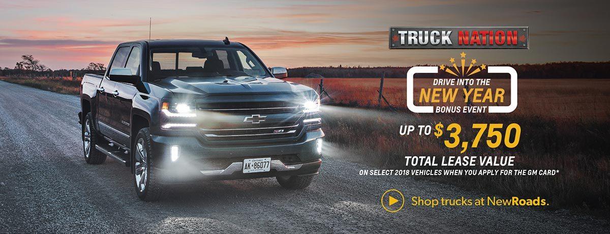 Silverado-Sierra-Pickup-Truck-Special