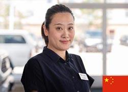 Chinese language Toyota Newmarket Ontario