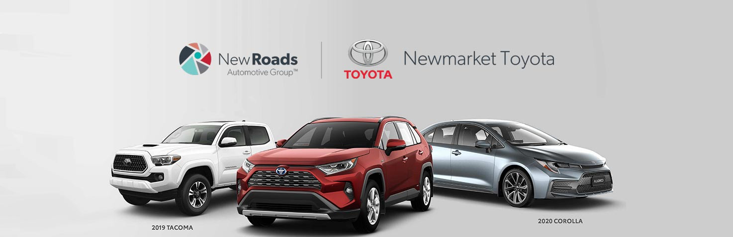 NewRoads Toyota Newmarket Dealership