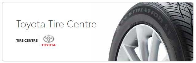Toyota Tire specials