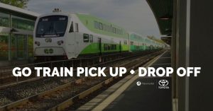 Go Train Pick Up and Drop Off Service Newmarket