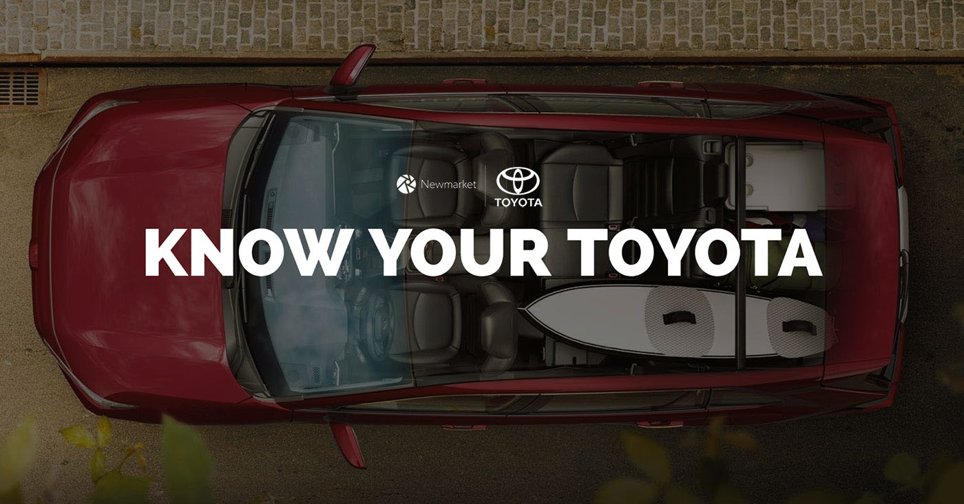 Know Your Toyota