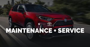 Toyota Maintenance and Repair