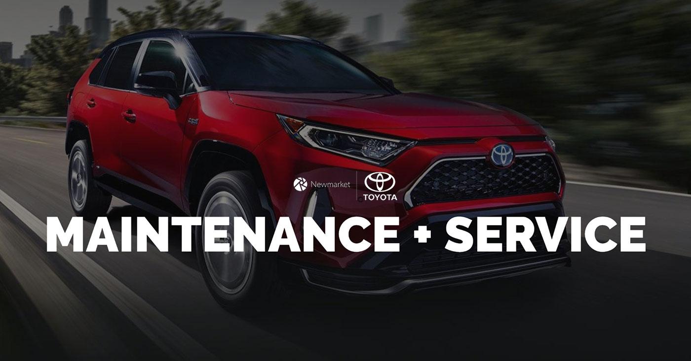 Toyota Maintenance and Repair
