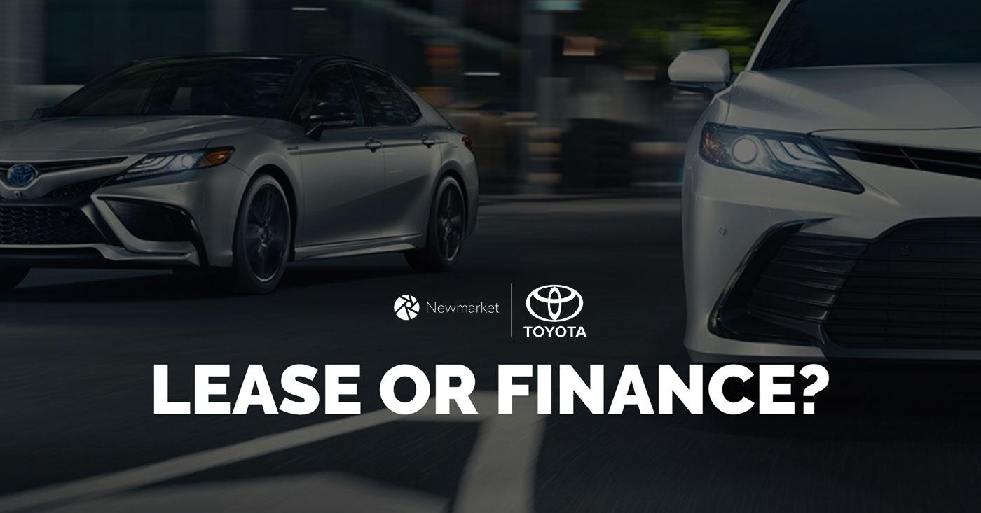 Lease vs Finance