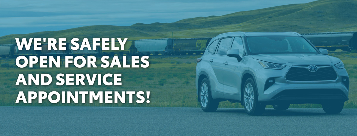 Newmarket Toyota Dealership Ontario