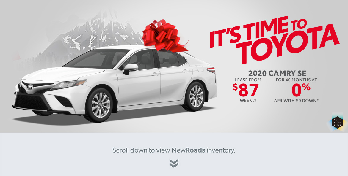 Toyota Camry for sale Newmarket Ontario