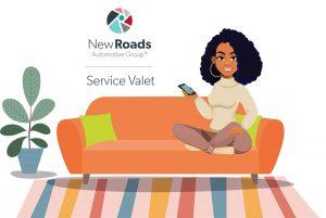 NewRoads Service Valet