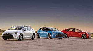 Toyota Corolla Models