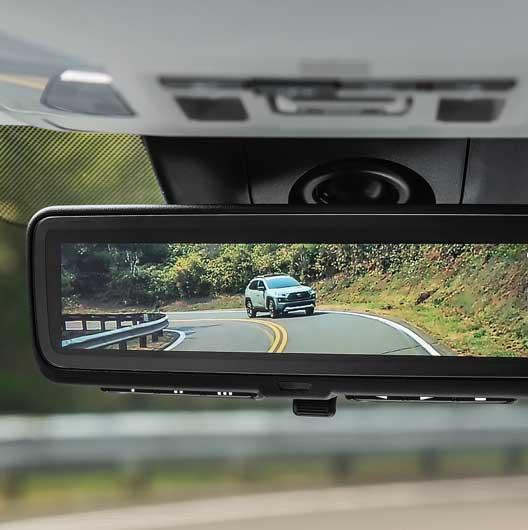 RAV4 Digital Mirror