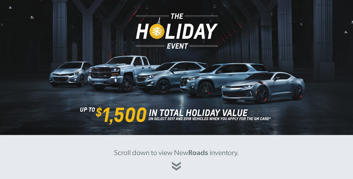 Newmarket Chevrolet Holiday Event