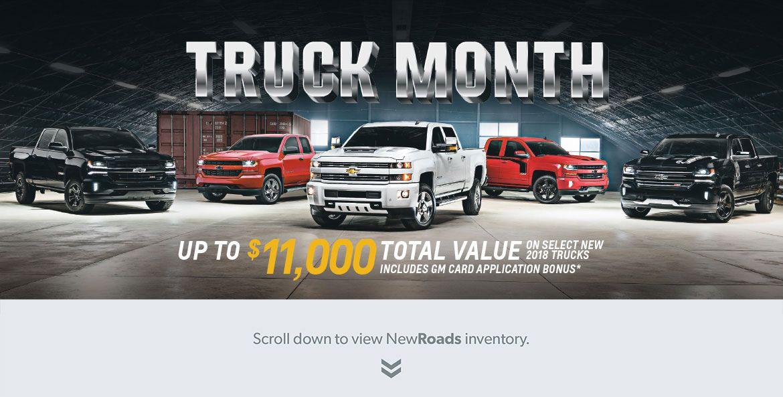 GM Truck Month Newmarket