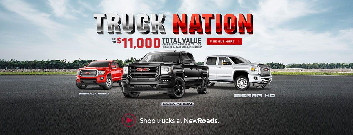 Pickup Trucks in Newmarket