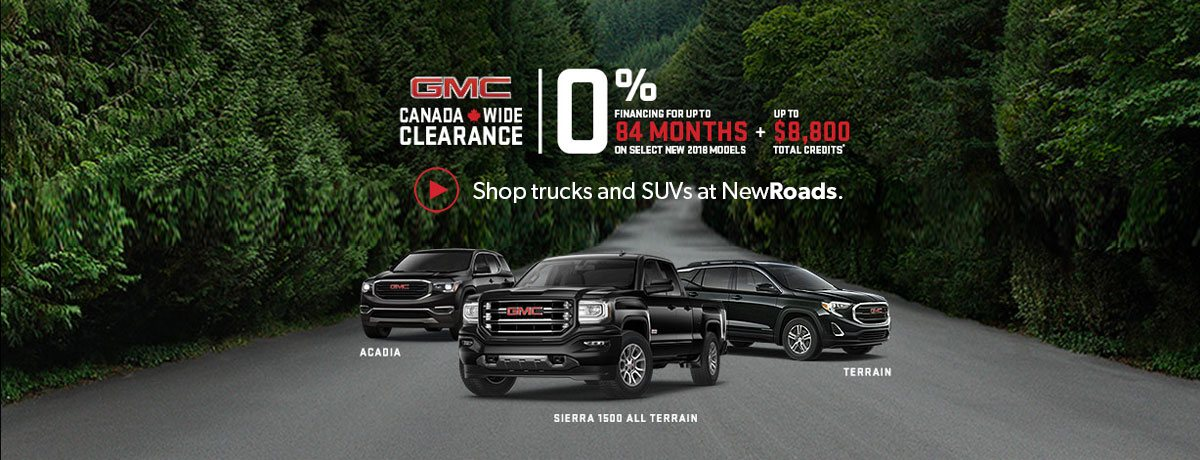 GMC Trucks Newmarket