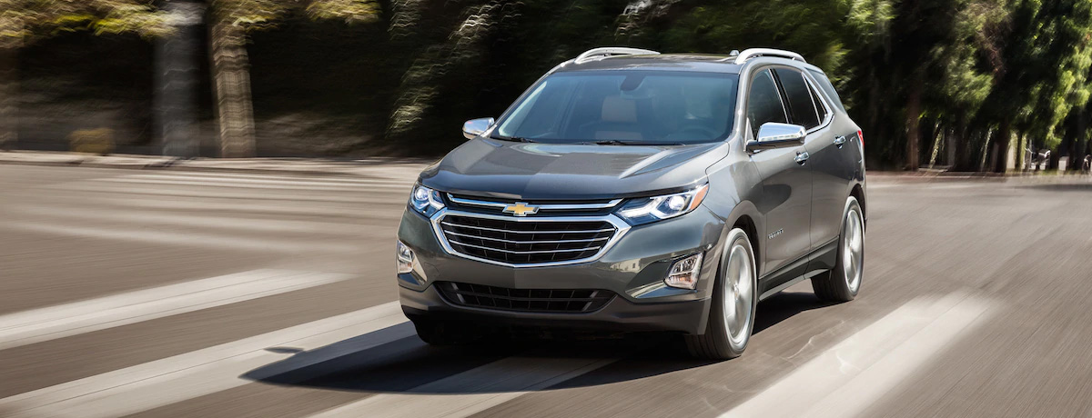 New Chevrolet Equinox in Newmarket Ontario