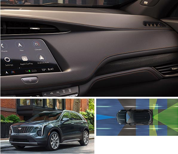 Cadillac XT4 Safety Features