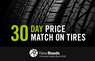 30 Day Tire Price Match