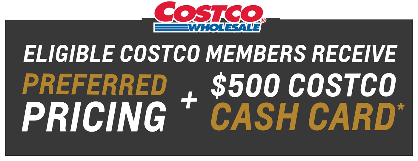 Costco GM Preferred Pricing Newmarket Ontario