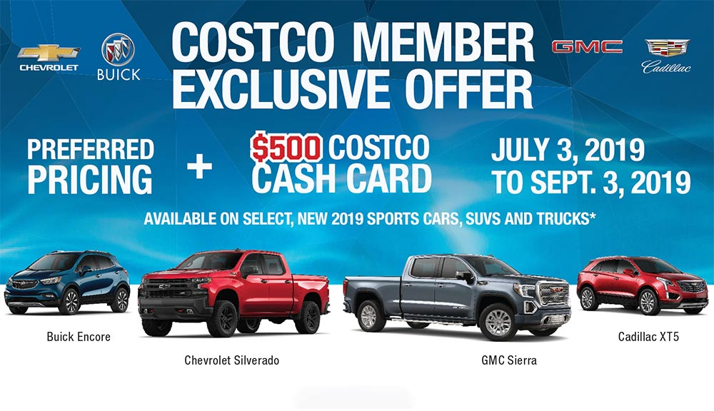 Costco Member Auto Program