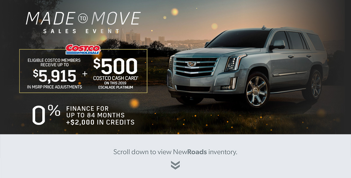 Cadillac for sale in Newmarket