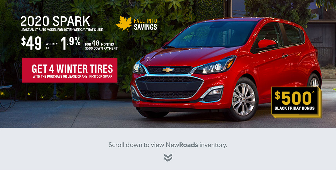Chevrolet Spark for sale Newmarket Ontario