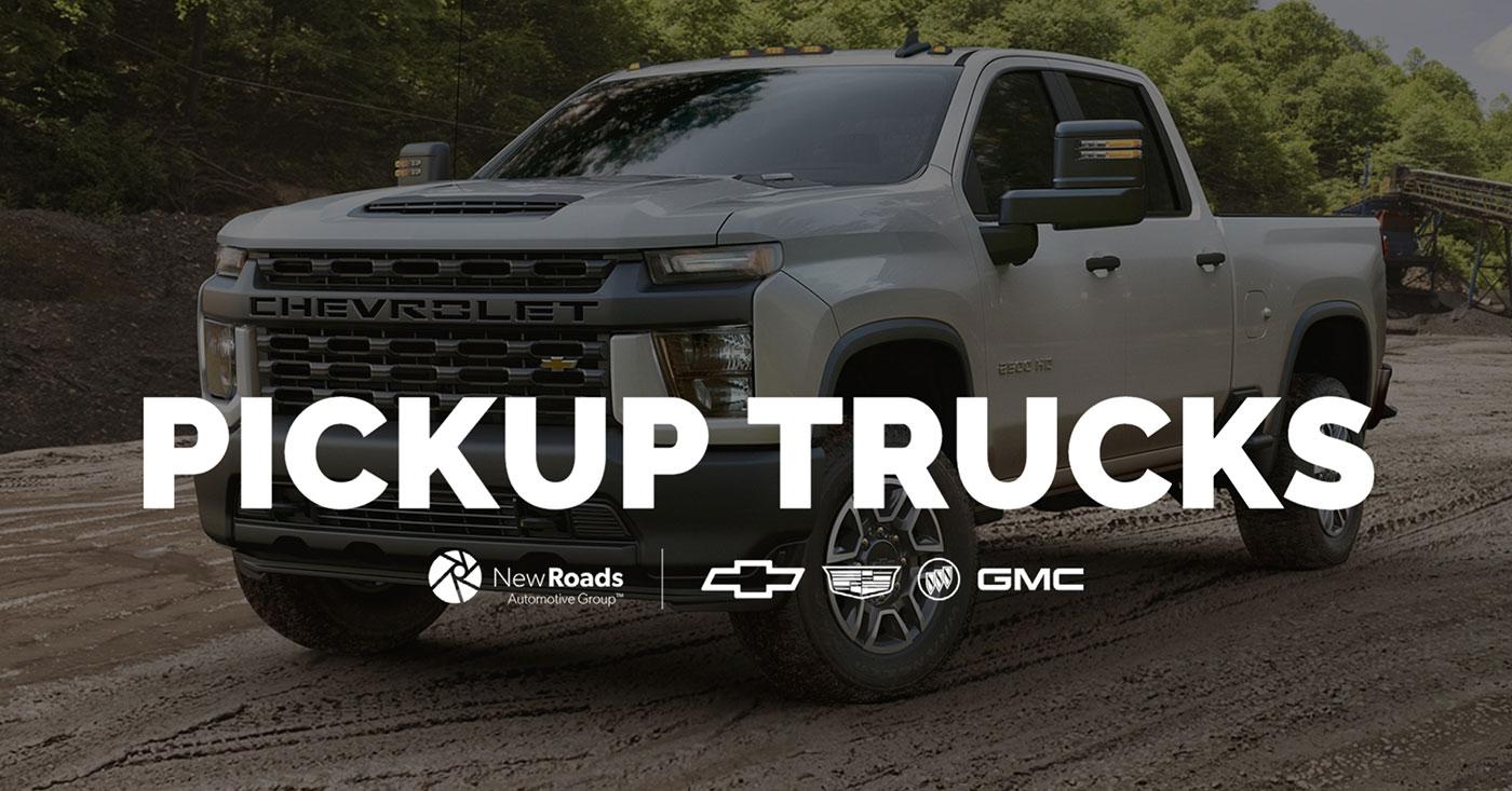 Pickup Trucks Bradford Keswick