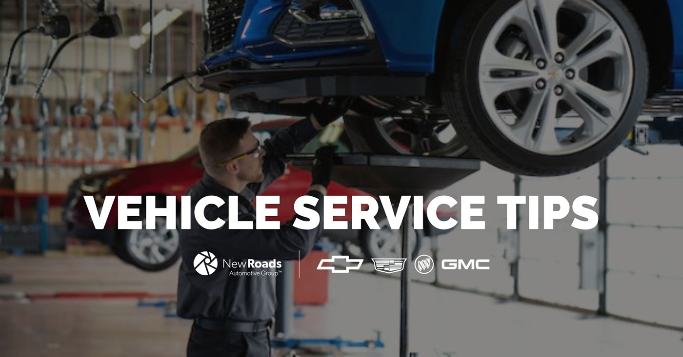 Vehicle Service Tips