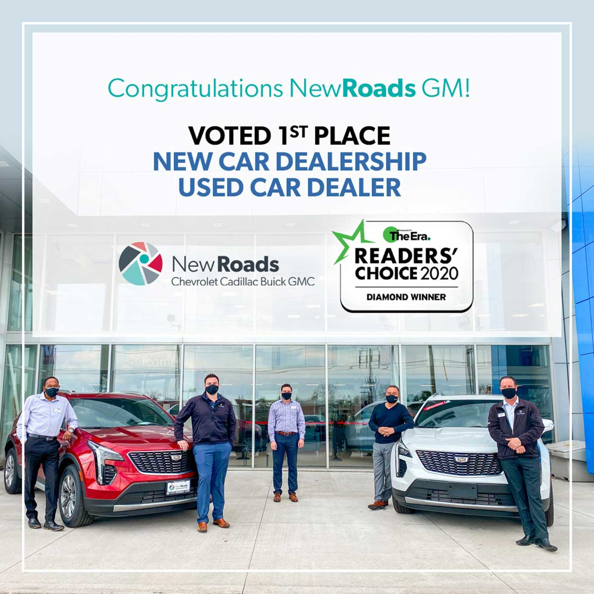 Readers' Choice Best Car Dealership