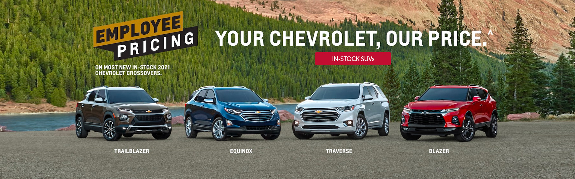 Chevrolet Dealer Ontario