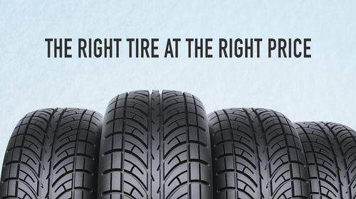 Choose the right tires.