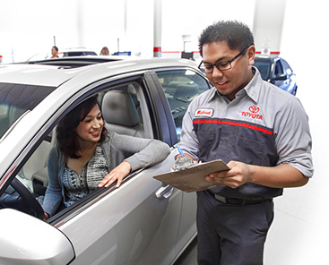 Toyota Service Centre