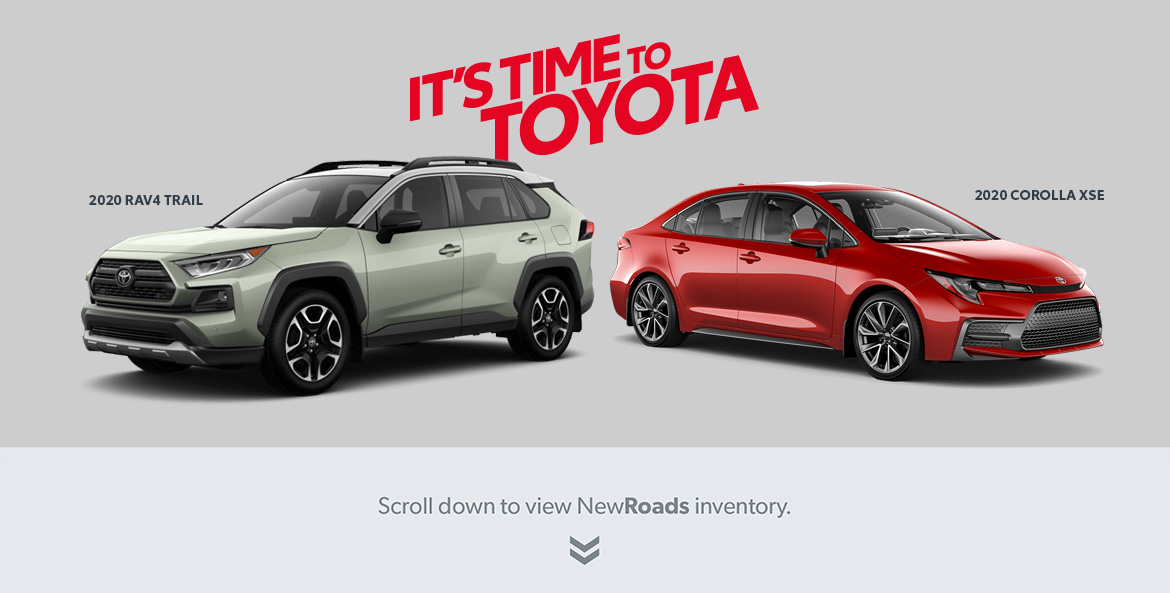Toyota models for sale in Aurora Ontario