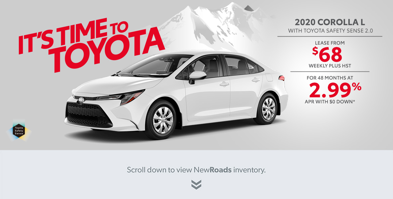 Toyota Corolla for sale in Aurora, Ontario
