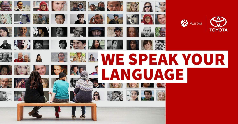 We Speak Your Language