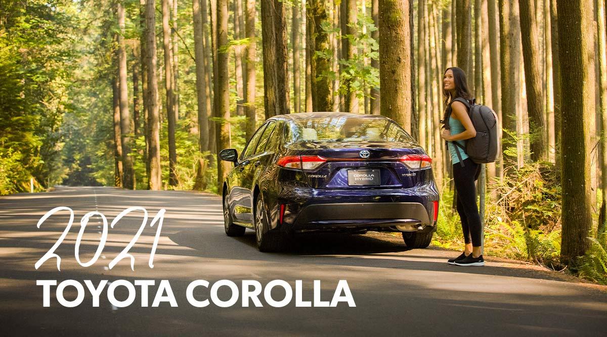 2021 Toyota Corolla photo