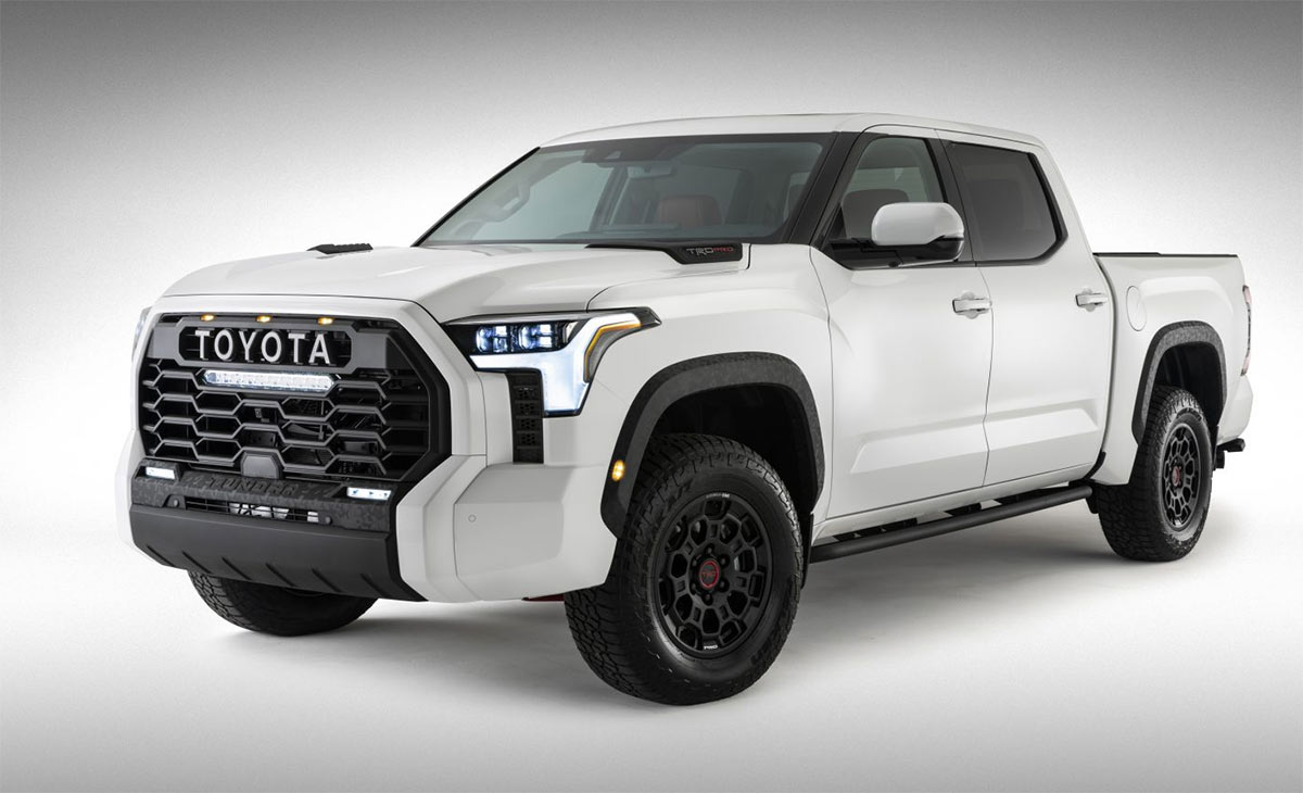 2022 Toyota Tundra for sale in Aurora